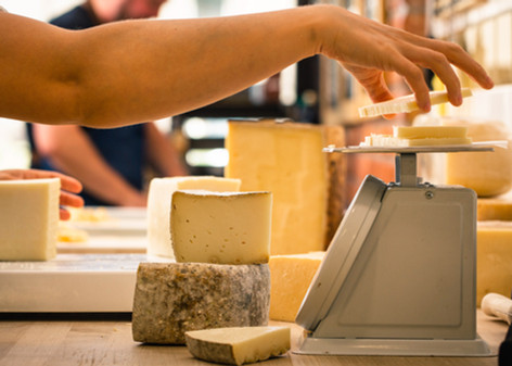 Building a Cheese Platter