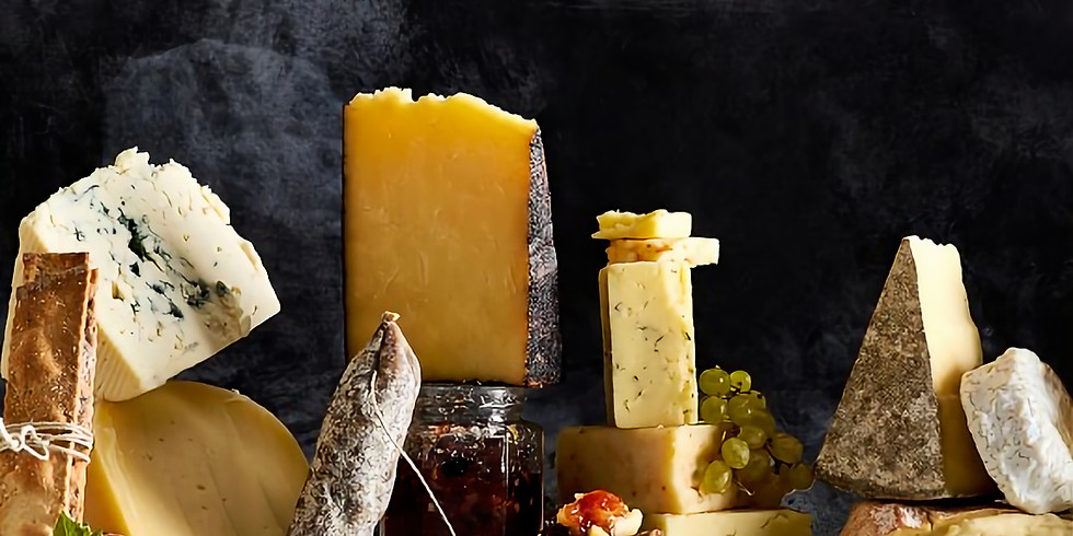 Limited Edition Cheese Pairing!  Featuring Deer Creek Cheese from Wisconsin!