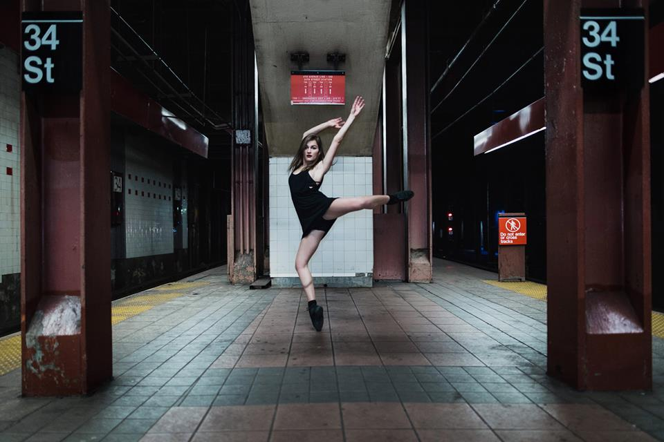 Dance - Spinning