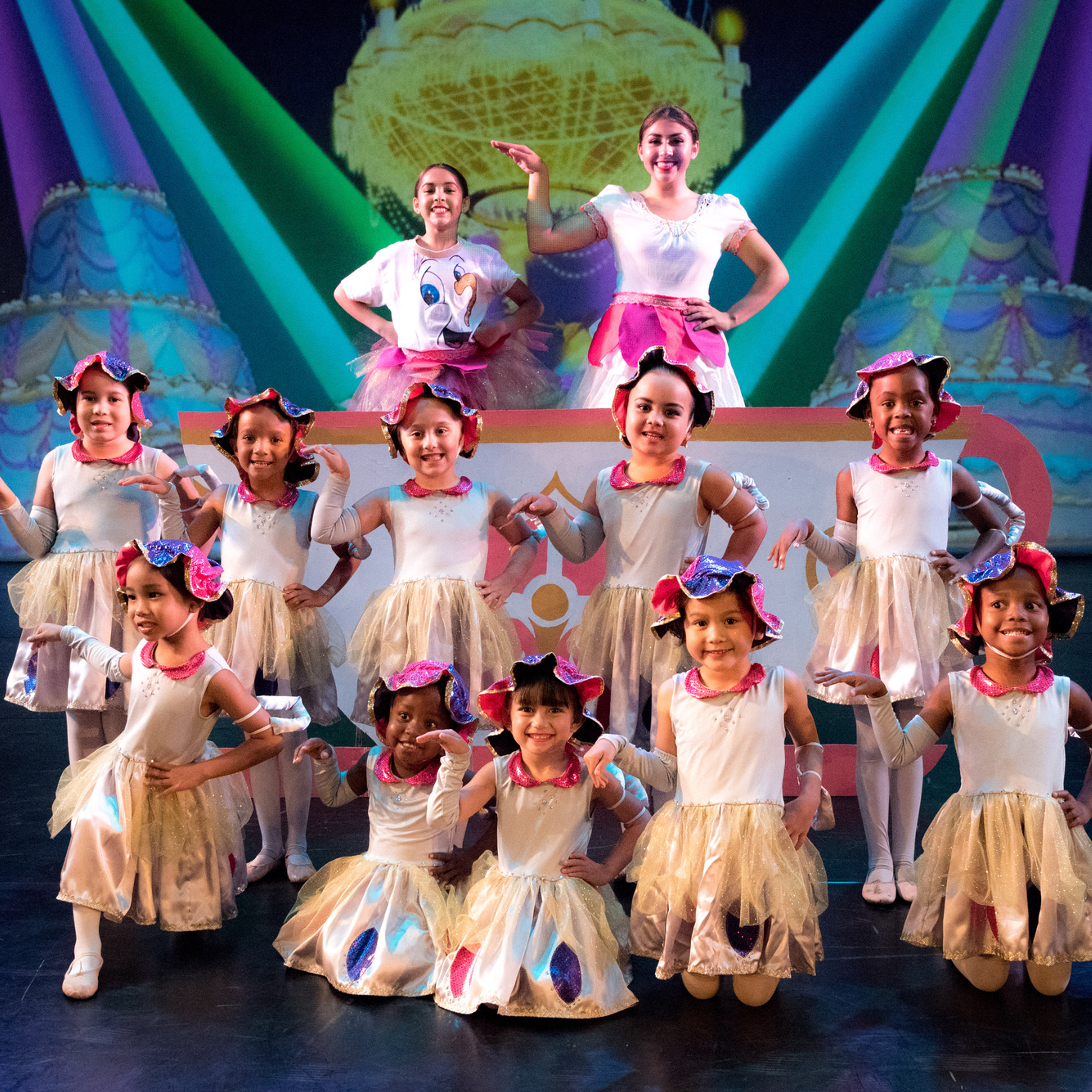 Free Trial (Pre-Ballet Age 5-6)