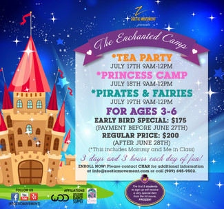The Enchanted Summer Camp
