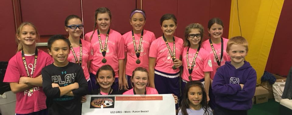 Congrats, U12 Girls Silver DivisionGirls Champions!!!