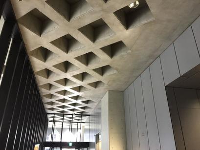 和歌山県庁南別館、立派な建物でした。