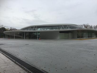大阪芸術大学新キャンパス、見学してきました。