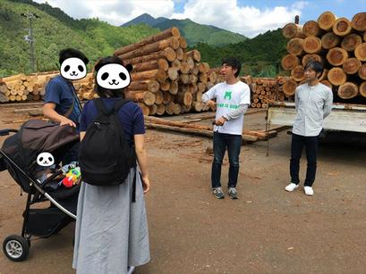 初めての熊野訪問「のじもくツアー」