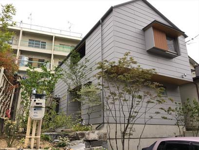 「24坪の家」、1年点検です。