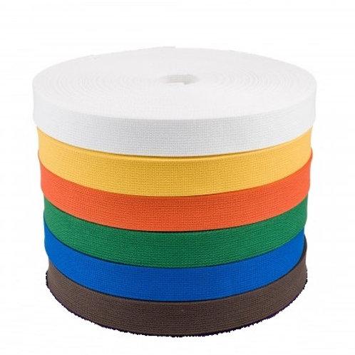 Ceintures de couleur au mètre
