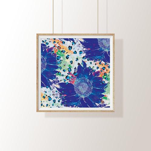 Chelsea Morning Blue Art Print