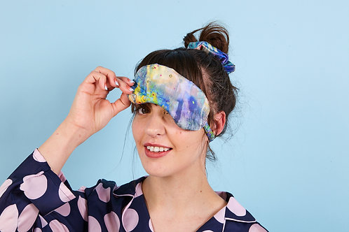 """Imbolc Festival"" Silk Eye Mask"