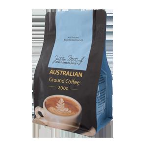 AUSTRALIAN SINGLE ORIGIN  GROUND COFFEE - 200G