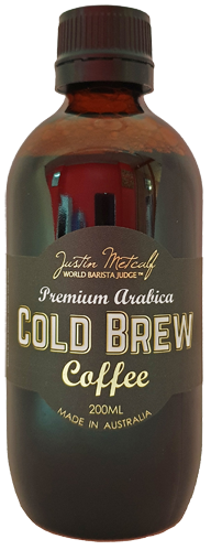 PREMIUM ARABICA COLD BREW COFFEE 200ML