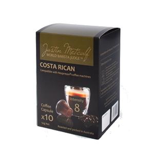 COSTA RICAN 5.2g CAPSULES  (Nespresso Compatible)