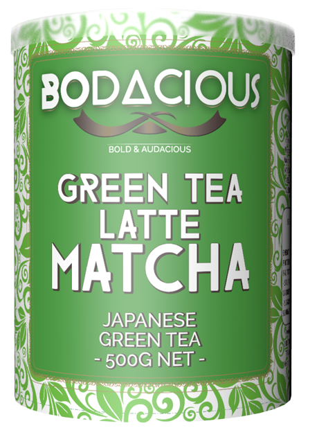 GREEN TEA MATCHA LATTE - 500g
