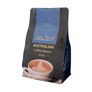 AUSTRALIAN SINGLE ORIGIN  COFFEE BEANS - 200G