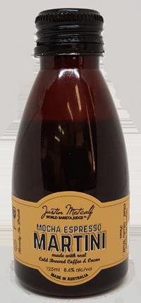 Mocha Espresso Martini - 125ml