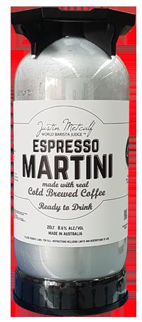 Espresso Martini Keg - 20ltr