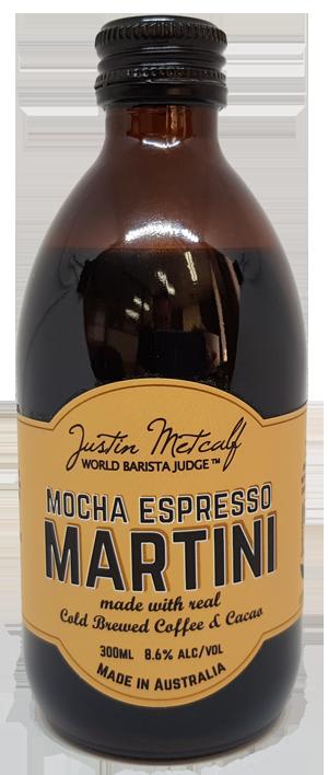 Mocha Espresso Martini - 300ml