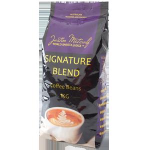 SIGNATURE BLEND  COFFEE BEANS - 1KG