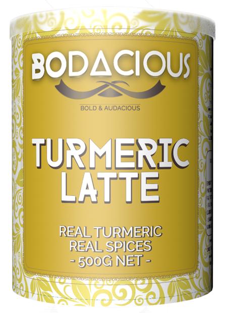 TURMERIC LATTE - 500g