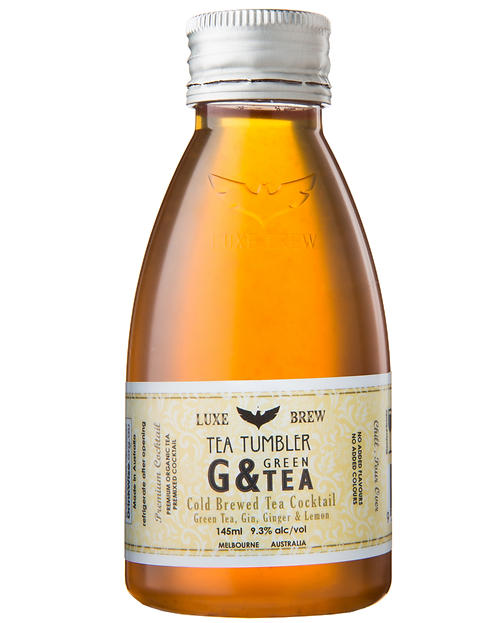 G & GREEN TEA - TEA TUMBLER - 145ml