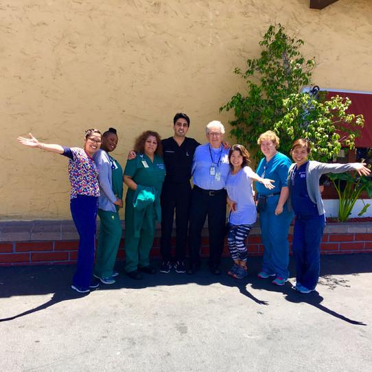 Team Photo Wound Care