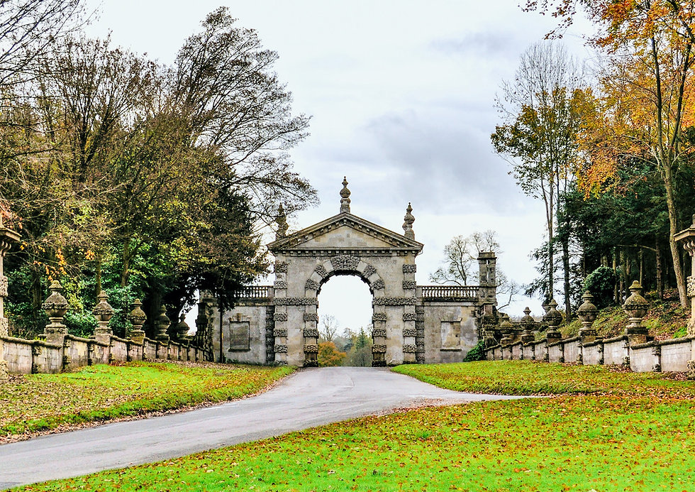 Fonthill Arch enlargement (Sept 2014 A3-