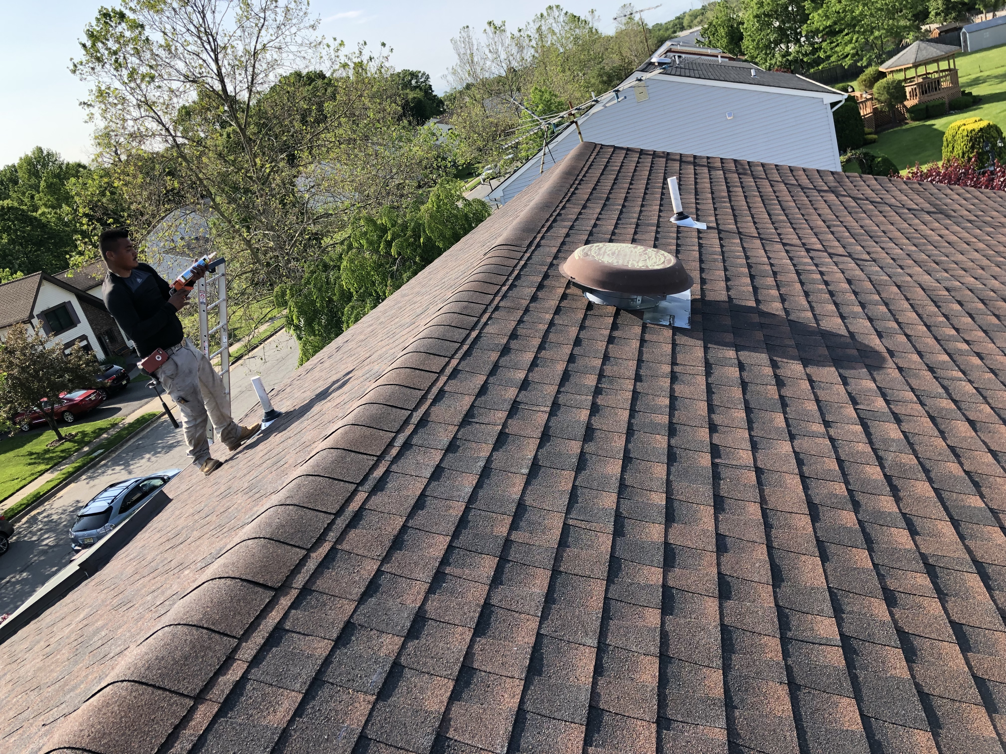New GAF Timberline Roof South Brunswick,