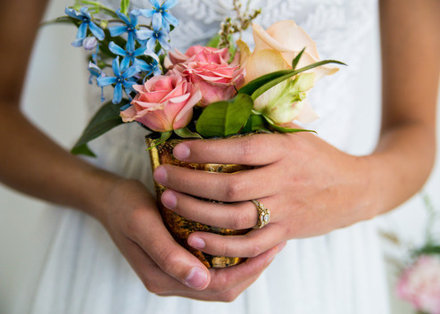 Delphynium, blue flower, Austin Texas. bouquet, Florist, bride