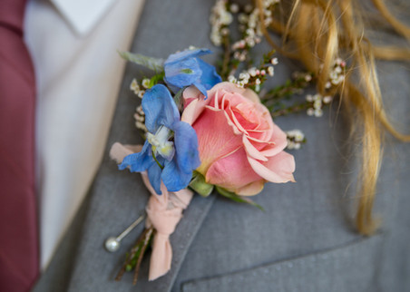 Delphynium, blue flower, Austin Texas, Wedding bouquet, Florist, bride, Texas wedding
