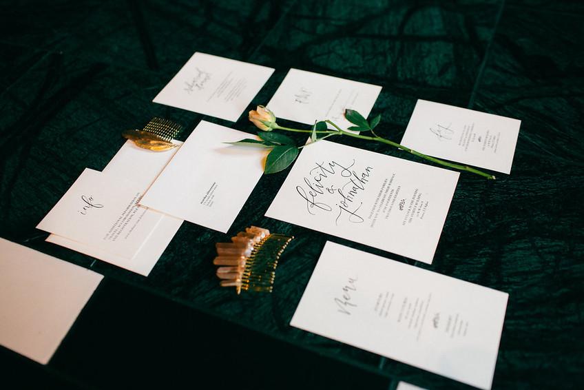 Wedding Invitations, Austin Wedding, Wedding Stationery, Austin Elopement