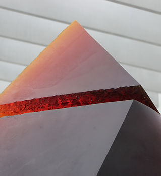 Pyramid Sculpture