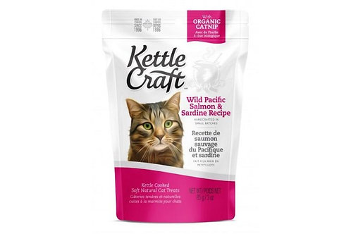 Saumon et Sardine Kettle Craft