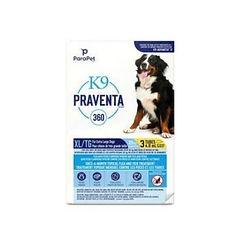 K9 Praventa 360 ParaPet pour chien de très grande taille