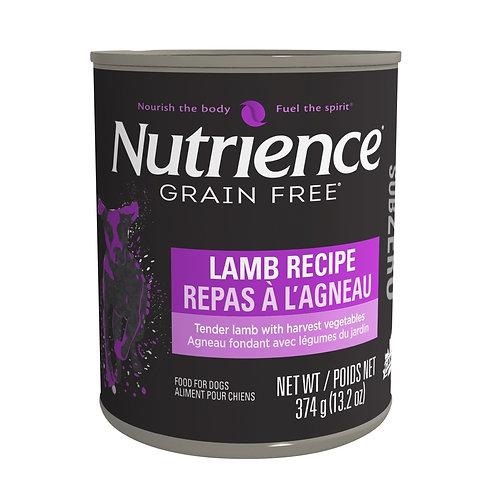 SubZéro Repas à L'agneau