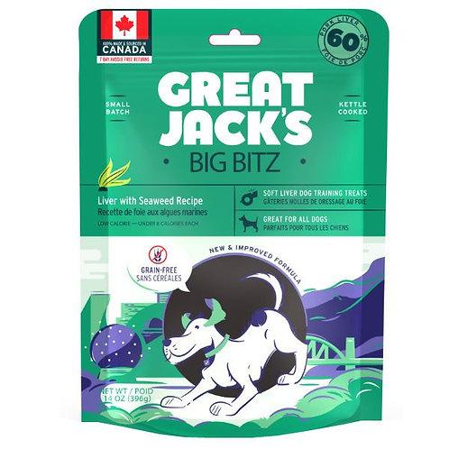 Big Bitz Algues Great Jack's