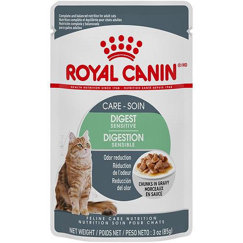 Royal Canin Morceau en Sauce Digestion Sensible