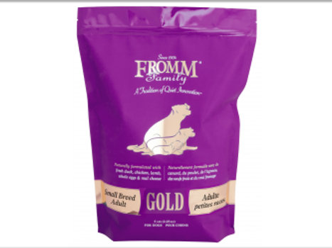 FROMM Gold Chien Adulte Petite Race