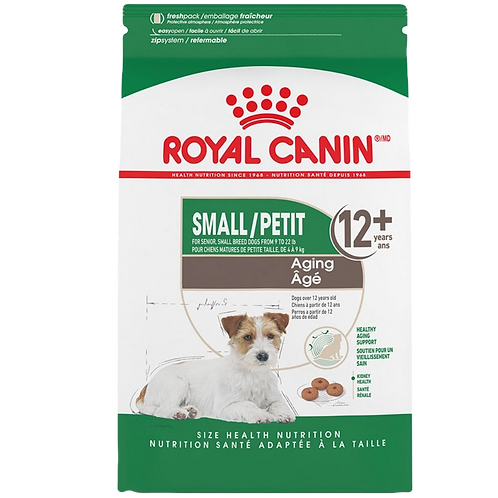 Petit Chien age 12 et plus Royal Canin Animal Expert St-Bruno