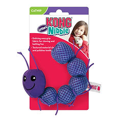 Chenille Nibble Critters Kong