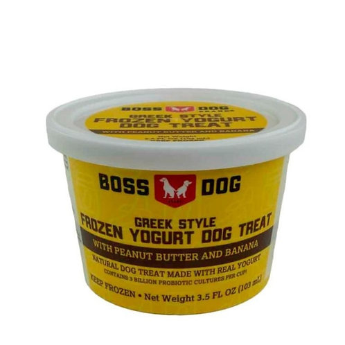 Yogourt-glace-Boss-Dog-beurre-de-cacahuetes-banane-pour-chien-Animal-Expert-St-Bruno