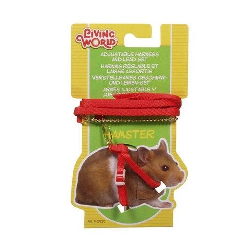Harnais-laisse-hamster-Living-World-Animal-Expert-St-Bruno