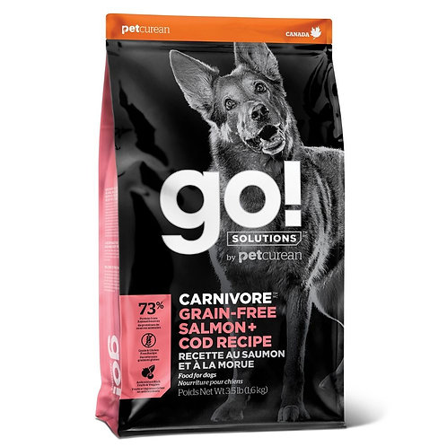Carnivore Saumon - morue sans grains Go pour chien Animal Expert St-Bruno
