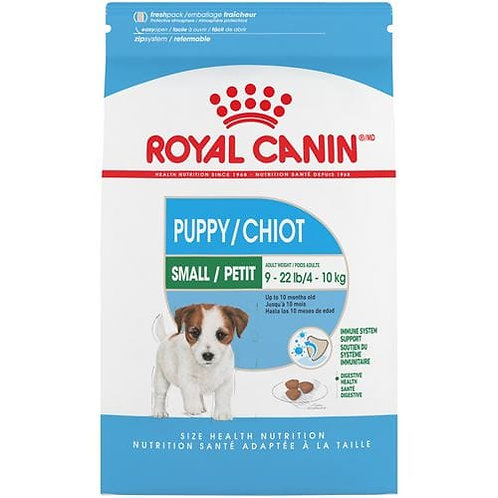 Small Chiot Royal Canin Animal Expert St-Bruno