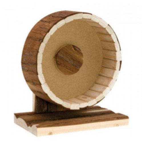 Roue en bois pour rongeur