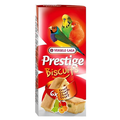 Prestige biscuits aux fruits Versele Laga pour perruches Animal Expert St-Bruno