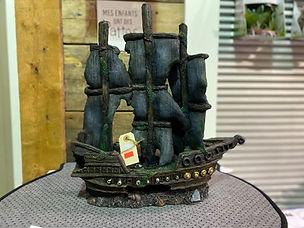 Épave de bateau pirates