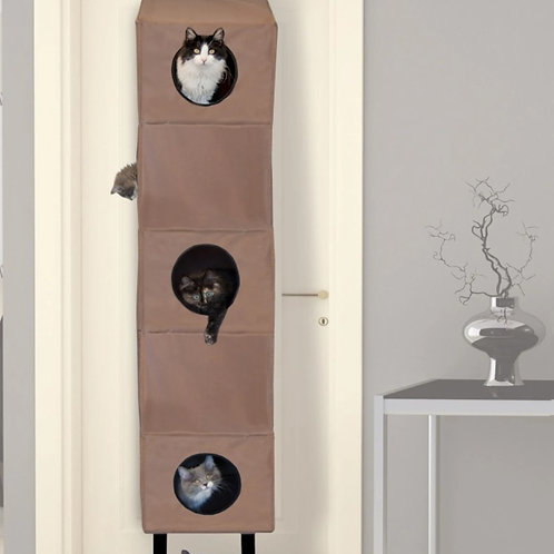 Hangin-cat-condo-chat-KH-Pet-Products-Animal-Expert-St-Bruno