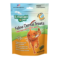 Gâteries dentaires Emerald Pet