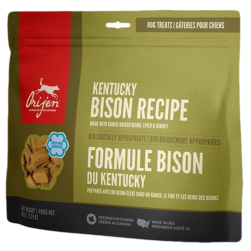 Gateries bison du Kentucky pour chien Animal Expert St-Bruno
