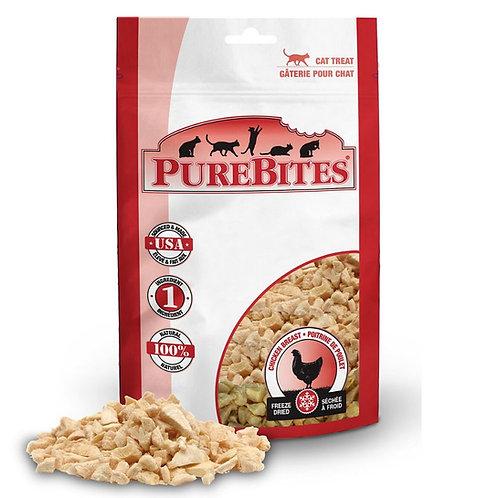 Gateries a la poitrine de poulet PureBites pour chat Animal Expert St-Bruno
